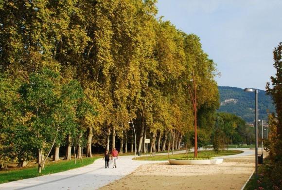 Parque Trinitarios