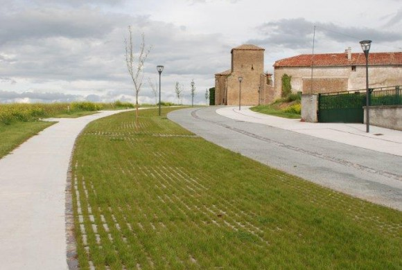 Urbanización sector S1 en Galar